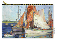 Sails 9 Carry-all Pouch by Irek Szelag