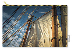 Sails In The Breeze Carry-all Pouch