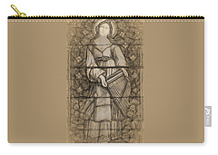 Saint Cecelia Carry-all Pouch