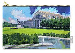 Saint Louis City Art Museum Carry-all Pouch