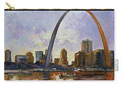 Saint Louis Skyline 3 Carry-all Pouch