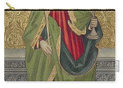 Saint Lucia Carry-All Pouches
