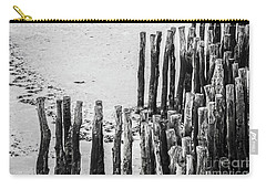 Carry-all Pouch featuring the photograph Saint Malo by Delphimages Photo Creations