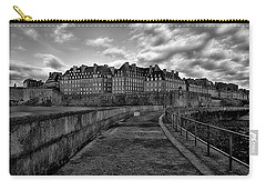 Saint Malo, France Carry-all Pouch