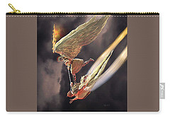 Saint Michael The Archangel Carry-all Pouch