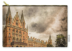 London, England - Saint Pancras Station Carry-all Pouch