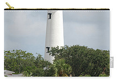Saint Simons Island Light Carry-all Pouch