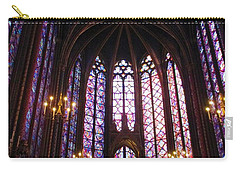 Sainte-chapelle Carry-all Pouch by Christopher Kirby