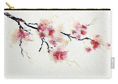 Sakura Branch Carry-all Pouch