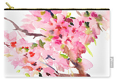Sakura Cherry Blossom Carry-all Pouch