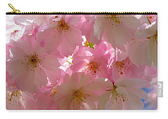 Sakura - Japanese Cherry Blossom Carry-all Pouch