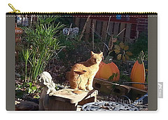 Salem In The Garden Carry-all Pouch