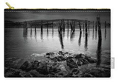 Salen Pier, Isle Of Mull Carry-all Pouch
