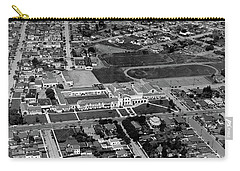 Salinas High School 726 S. Main Street, Salinas Circa 1950 Carry-all Pouch