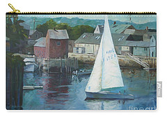 Saling In Rockport Ma Carry-all Pouch