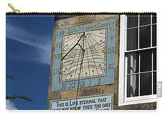Salisbury Sundial Carry-all Pouch