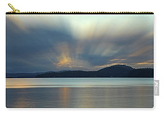 Salish Sea Sunrise - 365-350 Carry-all Pouch