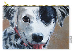 Sally Carry-all Pouch by Diane Daigle