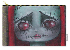 Sally Girl Carry-all Pouch by Abril Andrade Griffith