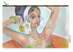 Salome Carry-all Pouch by Loretta Nash