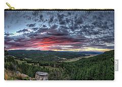 Salt Creek Sunrise Carry-all Pouch