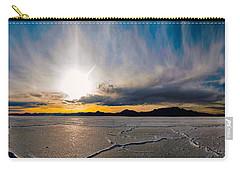 Salt Flats Sunset Carry-all Pouch