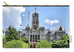 Salt Lake City County Building Carry-all Pouch