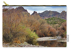 Salt River Pebble Beach Carry-all Pouch