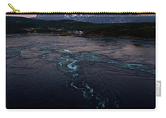 Saltstraumen, Magic Power Stream Carry-all Pouch by Tamara Sushko