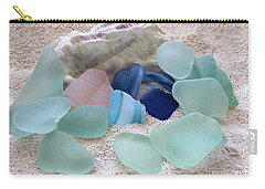 Saltwater Glass Carry-all Pouch