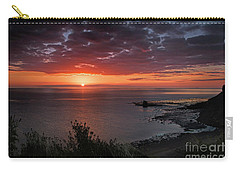 Saltwick Bay Sunrise  Carry-all Pouch