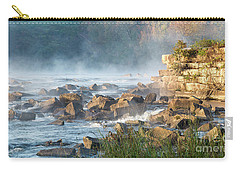 Saluda River At Daybreak Carry-all Pouch