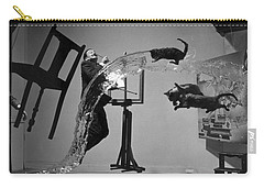 Salvador Dali 1904-1989 Carry-all Pouch