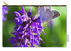 Salvia's Small Visitor Carry-all Pouch