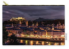 Carry-all Pouch featuring the photograph Salzburg Austria by David Morefield