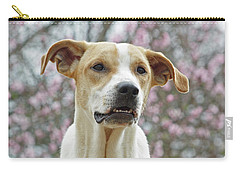 Sam In Spring Carry-all Pouch