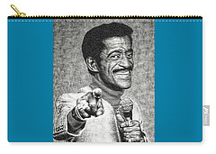Sammy Davis Jr - Entertainer Carry-all Pouch