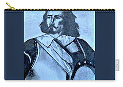 Samuel De Champlain Carry-all Pouch by Francine Heykoop