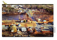 Samuel Morley Bridge Fairlee Vt To Orford Nh Carry-all Pouch