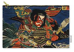Samurai Warriors Battle 1819 Carry-all Pouch