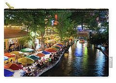 San Antonio River Walk 072716 Carry-all Pouch