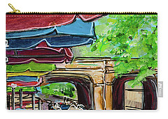 San Antonio River Walk Cafe Carry-all Pouch