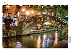 San Antonio River Walk V1 Carry-all Pouch