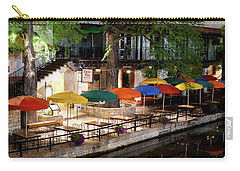 San Antonio River Walk V2 072716 Carry-all Pouch