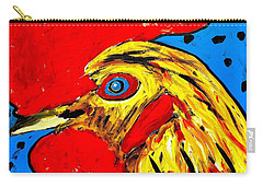 San Antonio Rooster Carry-all Pouch