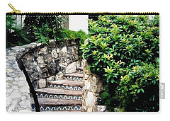 San Antonio Stairway Carry-all Pouch