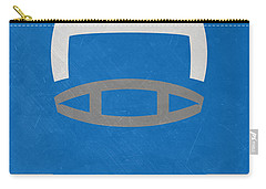 San Diego Chargers Vintage Art Carry-all Pouch