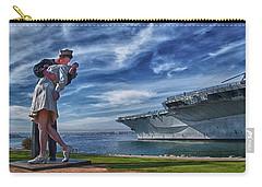 San Diego Sailor Carry-all Pouch
