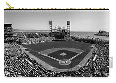 San Francisco Ballpark Bw Carry-all Pouch