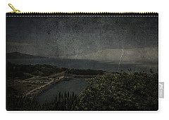 Carry-all Pouch featuring the photograph San Francisco Bay by Ryan Photography